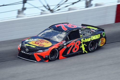 Nascar Cup Furniture Row Racing To Close Shop At Season S End
