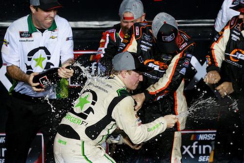 NASCAR Xfinity: Tyler Reddick wins 2018 title with Homestead win