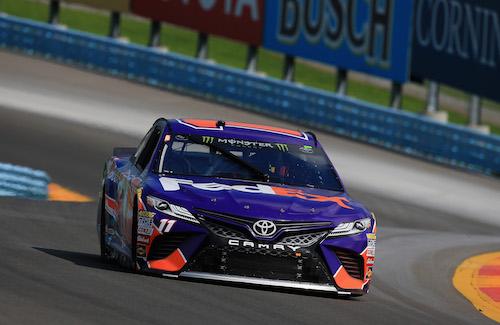 NASCAR Cup: Mike Wheeler won't be Denny Hamlin's crew chief in 2019