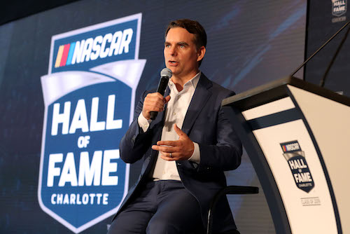NASCAR Cup: Jeff Gordon, 'Red' Farmer selected for NMPA Hall of Fame induction