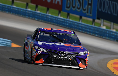 NASCAR Cup: Joe Gibbs Racing personnel shuffle results in new crew chief for Denny Hamlin