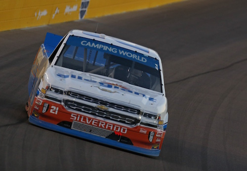 nascar camping world truck series drivers 2019