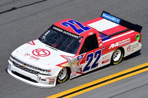 NASCAR Truck: AM Racing mechanic suspended after charges