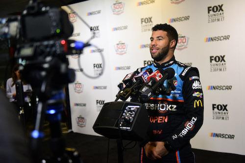 NASCAR Truck: Darrell Wallace Jr. replaces Austin Wayne Self at Martinsville