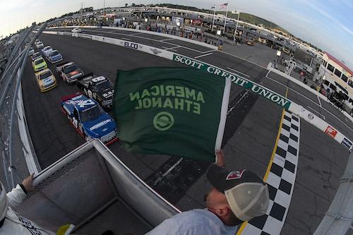 NASCAR Truck: Gateway Motorsports Park renamed