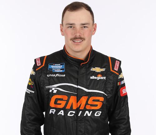 NASCAR Xfinity: Brett Moffitt in JR Motorsports car at Talladega