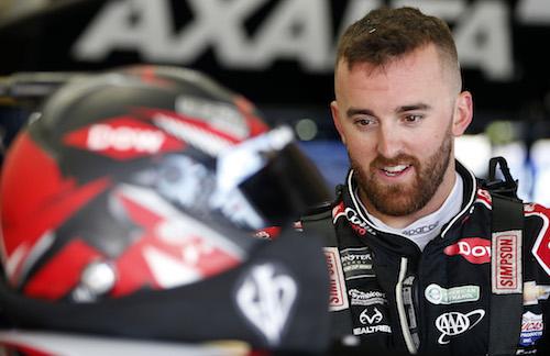 NASCAR Cup: burns don't keep Austin Dillon out of Coca-Cola 600