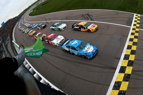 NASCAR, ISC announce merger