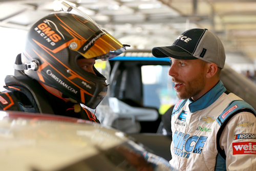 NASCAR Truck: Ross Chastain closer to playoff berth with Iowa win