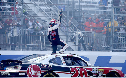 NASCAR Xfinity: Christopher Bell dominates New Hampshire