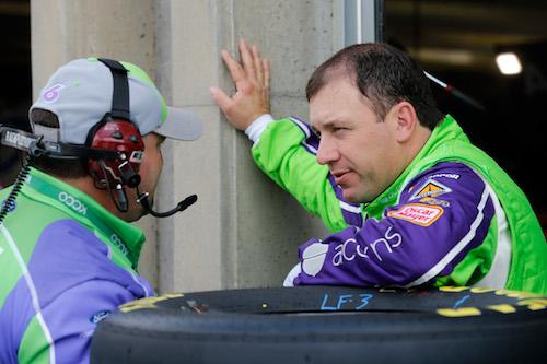 NASCAR Cup: Ryan Newman's car fails inspection