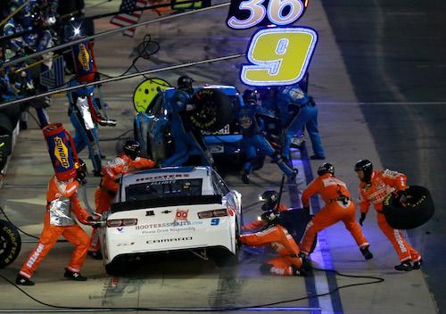 NASCAR penalties after Bristol Motor Speedway weekend