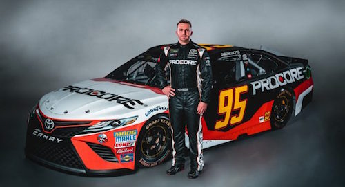 NASCAR Cup: Matt DiBenedetto destined for good things