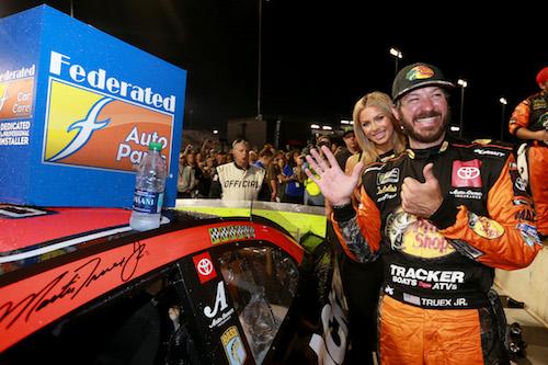 NASCAR Cup: Martin Truex Jr. wins second-straight at Richmond