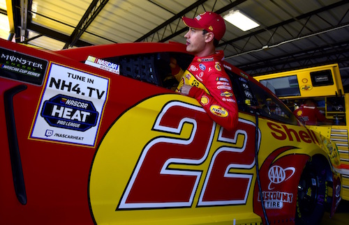 NASCAR Cup: Joey Logano has Alopecia Areata