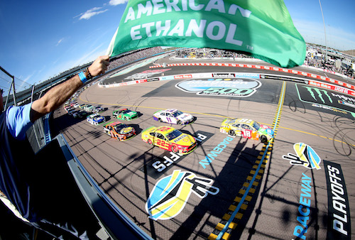 NASCAR and Sunoco celebrate milestone