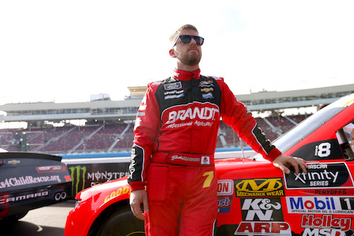 NASCAR: Justin Allgaier, Ross Chastain voted Most Popular in Xfinity, Truck