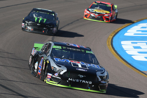 Top-three electric car manufacturers used in NASCAR