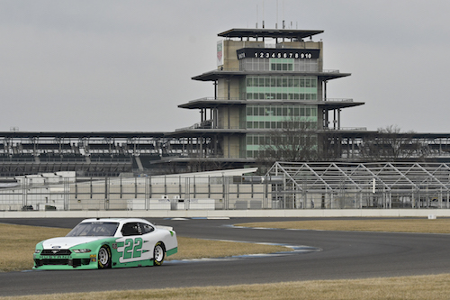 NASCAR Xfinity: Matt DiBenedetto gives Indy road course rave review