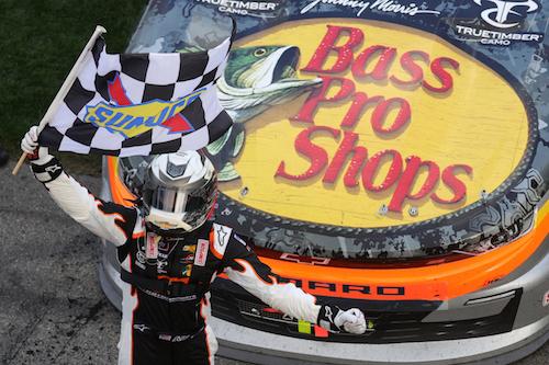NASCAR Xfinity: Noah Gragson scores first win at Daytona