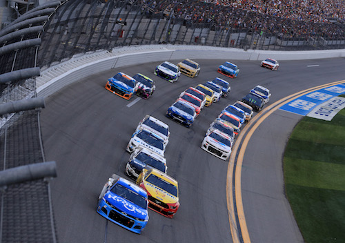NASCAR Cup: Daytona 500 delayed after 20 laps