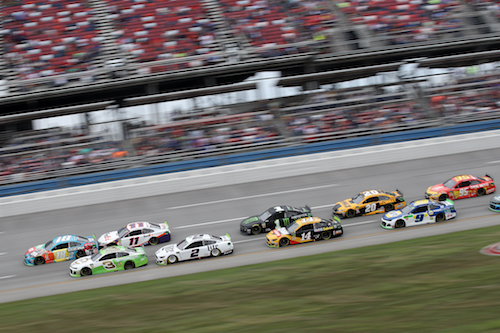NASCAR Cup: practice added to Talladega Superspeedway schedule