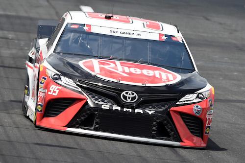 NASCAR Cup: Bob Leavine sells race team