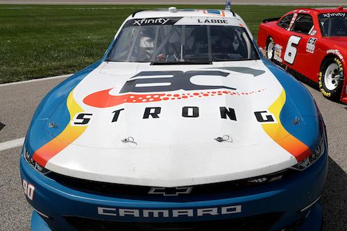 NASCAR Xfinity: Alex Labbe, Mario Gosselin penalized for skirting testing rule