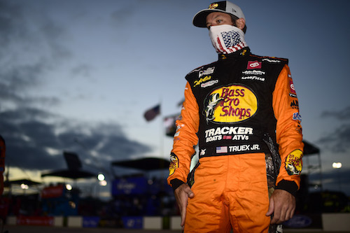 NASCAR Cup: spoiler issue costly for Martin Truex Jr. at Texas