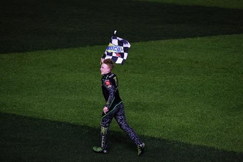 NASCAR Xfinity: Ty Gibbs wins in debut