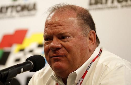 NASCAR Cup: Chip Ganassi suspended