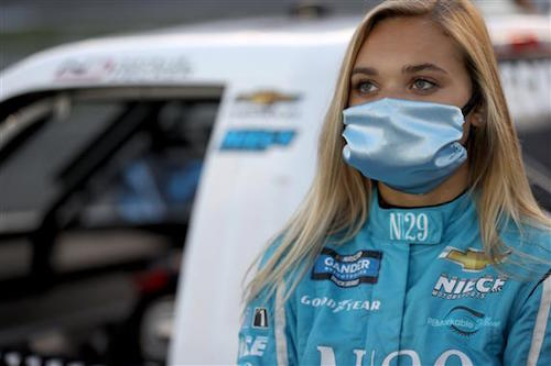 NASCAR Xfinity: Natalie Decker in same car but with different team at Talladega