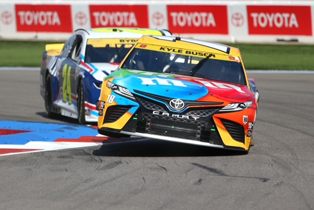 NASCAR Cup: Ben Beshore suspended for Texas race